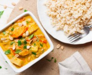 Massaman Curry met tofu